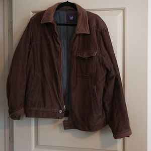 Cortoroy warm jacket